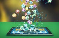 online lottery balls