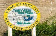 atlantic city aquarium sign